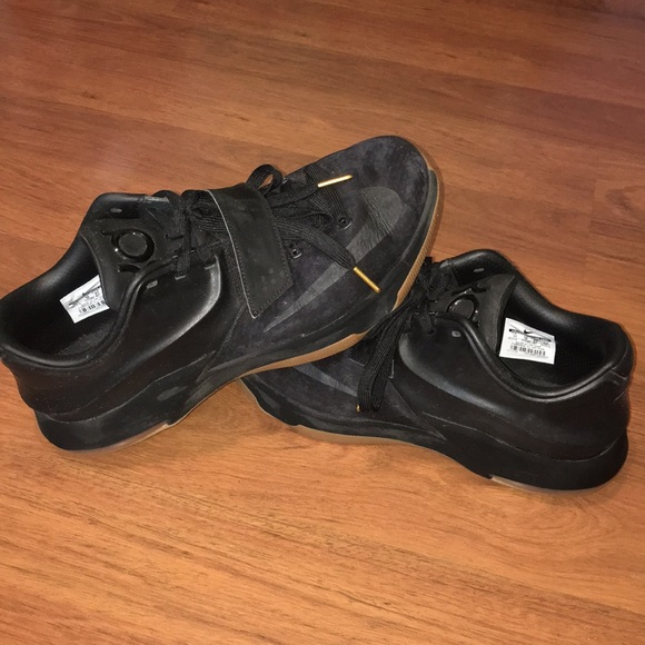 more photos 54233 8400b Nike KD 7 Ext Black Suede